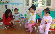 Sắp xây dựng đề án phổ cập giáo dục mầm non cho trẻ 4 tuổi