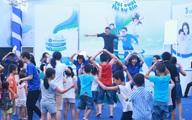 Trại hè trang bị kỹ năng cười cho trẻ em