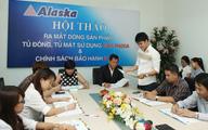 Alaska tổ chức thành công hội thảo: Ứng dụng công nghệ gas r600a tiết kiệm 40% điện năng – chế độ bảo hành vượt trội.