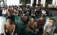 100 cảnh sát đột kích sòng bài của giang hồ Sài Gòn