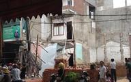 Kinh hãi nhà 3 tầng bỗng dưng sập đổ lúc sáng sớm