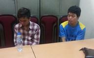Hai kẻ hắt axít vào nam sinh viên Đại học Sân khấu Điện ảnh bị bắt