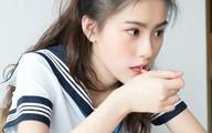 'Hot girl trà sữa' 18 tuổi mới nổi tại Trung Quốc