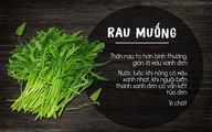 Nhận diện 5 loại rau bẩn tồn dư nhiều hóa chất