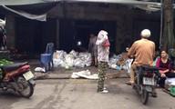Hải Dương: Hàng loạt gian hàng chợ Phú Yên cháy trong đêm