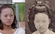 Mai Ngô bất ngờ khi thấy mình giống hoàng hậu Hàn Quốc