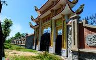 Nhà thờ Tổ của Hoài Linh đã dừng thi công