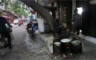 Dân Thủ đô chưng bếp xào nấu giữa hè phố