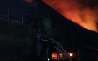 Hà Nội: Cháy lớn tại khu công nghiệp La Phù