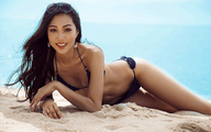 Vẻ nóng bỏng của người đẹp Việt sẽ thi Hoa hậu Thế giới 2016