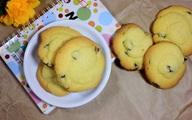 Bánh quy bơ chuối giòn ngon thơm nức