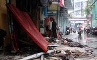 Hiện trường vụ cháy quán cà phê 6 người chết ở Sài Gòn