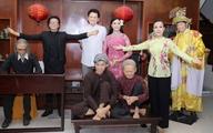 Nghệ sĩ hài Việt Hương được dựng tượng sáp