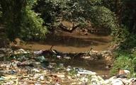 Vụ người đàn ông chết dưới kênh nước ở Vĩnh phúc: Não lòng, con 2 tuổi khóc đòi cha