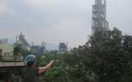 Chi Lăng - Lạng Sơn: Dọn cơm ra phải ăn vội vì sợ... bụi xi măng