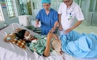 Cứu sống bệnh nhân vỡ gan phức tạp do ngã từ giàn giáo 5m