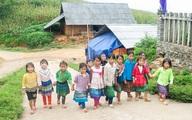 Xây nhà ăn cho hai trường dân tộc bán trú ở Lào Cai