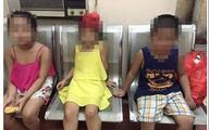 Hà Nội: 3 đứa trẻ từ 5 đến 8 tuổi mang quần áo, mỳ tôm bỏ nhà ra đi