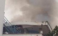 Hà Nội: Cháy ở khách sạn Đông Đô nhiều người hoảng hốt