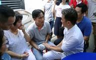 Đàm Vĩnh Hưng, Lệ Quyên nghẹn ngào trao 310 triệu đồng cho gia đình Minh Thuận