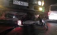 Tài xế xe tải bị đánh sau khi cán chết người