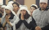 Hàng nghìn người tiễn đưa NSƯT Hán Văn Tình về với đất mẹ