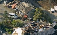 Hàng trăm người thương vong trong trận động đất mạnh 6,4 độ Richter ở Nhật Bản