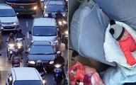 Trẻ bị ép uống thuốc ngủ rồi cho thuê nằm sau xe ô tô tại Indonesia