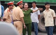 Nữ đại tá công an trực tiếp chỉ đạo xử lý vụ tai nạn trên quốc lộ