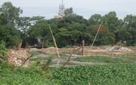 Dự án 7 năm dang dở, dân cư khốn khổ vì ngập