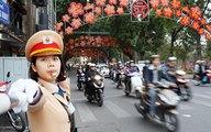 Thông tin mới về phân luồng giao thông tại Hà Nội