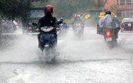 Áp thấp trên biển Đông, miền Bắc mưa lớn dài ngày