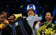 Bảng thành tích học tập đáng nể của nhà vô địch Olympia 2016
