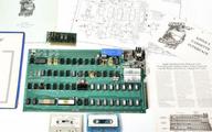 Máy tính đầu tiên của Apple có giá gần 1 triệu USD