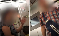 Người phụ nữ nằng nặc đòi ngồi ghế cạnh cửa thoát hiểm máy bay để... con có chỗ chơi