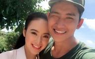 Võ Cảnh úp mở chuyện đang yêu Angela Phương Trinh