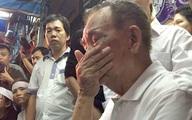 Bố Minh Thuận không cầm nổi nước mắt khi nghe lại giọng hát của con