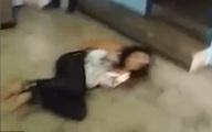 Đường phố náo loạn vì một phụ nữ trần truồng chặn xe qua lại