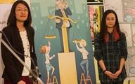 """Quán quân Cuộc thi vẽ tranh hý họa về Bình đẳng Giới lên đường sang thăm """"Vương quốc của truyện tranh"""""""