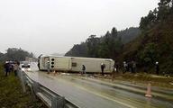 Xe khách mất lái trên cao tốc Nội Bài - Lào Cai, 10 người gặp nạn