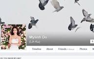 Hoa hậu Mỹ Linh mở lại facebook nhưng tắt chế độ theo dõi
