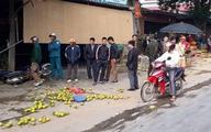 Xe buýt đâm liên hoàn 5 xe máy, một người tử vong
