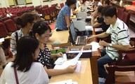 Thay đổi nguyện vọng xét tuyển đại học giữa trực tuyến và trực tiếp như thế nào?