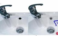 Cực ít người biết lý do vì sao bồn rửa mặt nào cũng có chiếc lỗ nhỏ này