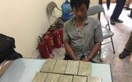 Bắc Ninh: Bắt đối tượng vận chuyển trái phép 9 bánh Heroin