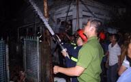 Đà Nẵng: Cháy lớn trong đêm, một ngôi nhà bị thiêu rụi