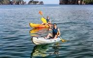 Nếu dừng dịch vụ chèo thuyền kayak, vịnh Hạ Long còn những gì ?
