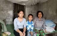 Thảm cảnh của 3 đứa trẻ khi mẹ nằm một chỗ lại bị ung thư vú