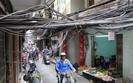 Bất tỉnh vì vướng dây điện mạng nhện