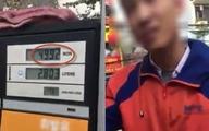 Đổ xăng thiếu 80 đồng, người đàn ông quyết đòi bằng được